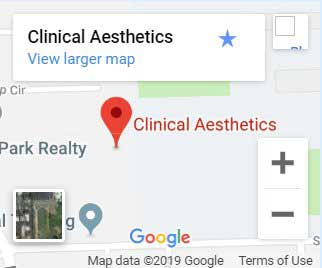 Clinical Aesthetics Map